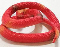 Оригинальный Сувенир Розыгрыш Декоративная Резиновая Змея Прикол для Вечеринки
