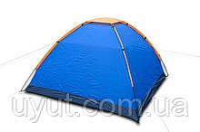 Туристическая палатка 3-х местная Coleman 1012