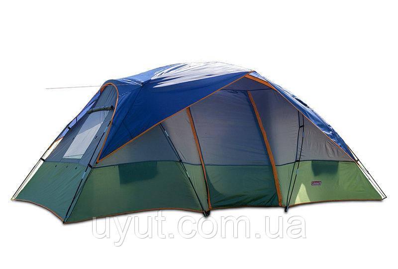 Туристическая палатка 4-х местная Coleman 1100