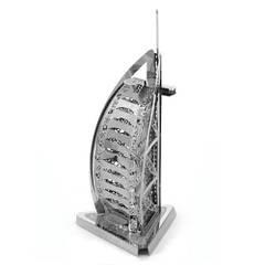 Металлический 3D конструктор Отель Бульдж Ал Абар