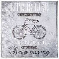 Салфетка Keep moving