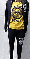 Спортивный костюм 3-ка на девочку 11-16 лет