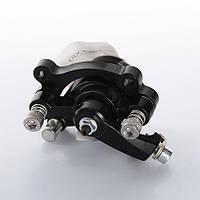 Суппорт тормозной левый (под дисковый тормоз) для детских миниквадроциклов 24V\36V\49cc
