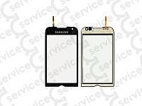 Тачскрин для Samsung i8000 Omnia 2, чёрный
