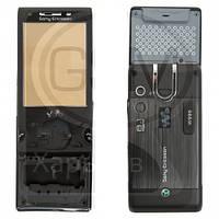 Корпус Sony Ericsson W995i, чёрный
