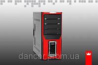 Компьютерный корпус Crown Diamond CMC-D28 красный