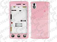 Корпус LG KP500 Cookie, розовый
