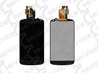 Дисплей для LG E960 Nexus 4 + touchscreen, чёрный, оригинал (Китай)