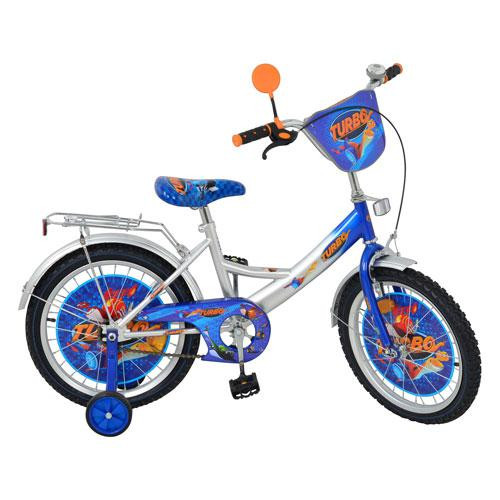 """Велосипед детский Turbo (Турбо) 18""""."""