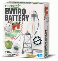 Набор для опытов Природная батарейка. 4M