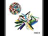 Фимо палочки для дизайна ногтей, 10 шт, фото 2