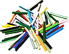 Фимо палочки для дизайна ногтей, 10 шт, фото 3