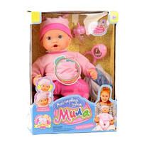 Joy Toy Пупс «Мила — Мой первый зубик» серии «Дочки-матери»