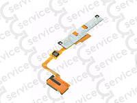 Шлейф для Nokia 5530 XpressMusic с разъемом наушников, подсветкой кнопок с коннектором наушников