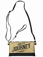 Клатч Journey (Сумки с вышивкой)