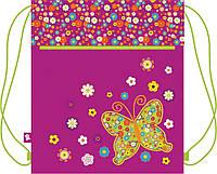 """Сумка 1 Вересня для обуви SB-01 """"Butterfly"""" (2016) 35 x 40 см"""