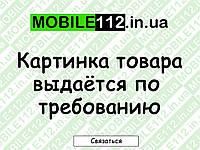 Средняя часть Nokia N96, серебристая, полная antenna+buzzer+connector+flash