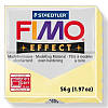 Брусок Fimo Effect ваниль пастель 105 - 56гр.