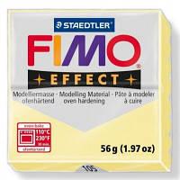 Брусок Fimo Effect ваниль пастель 105 - 56гр., фото 1