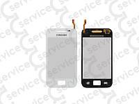 Тачскрин для Samsung S5830 ( i ) Galaxy Ace, белый, оригинал (Китай)