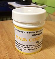 Мазь Софоры (ожоги, пролежни, трофические язвы), 40 грамм