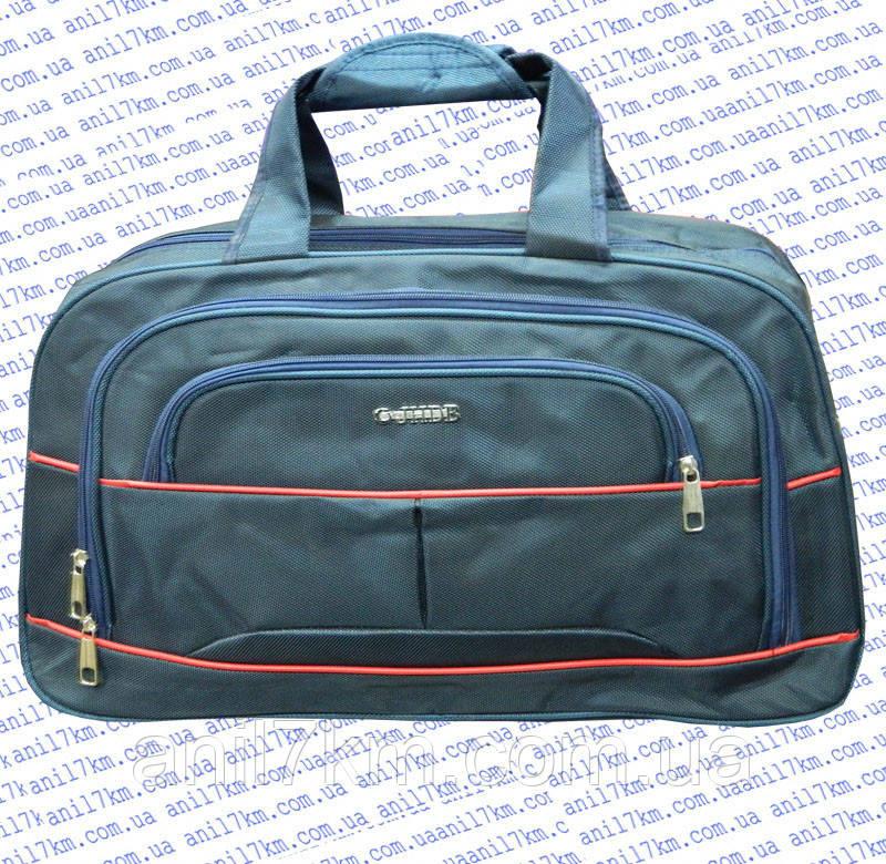 Дорожня сумка-саквояж