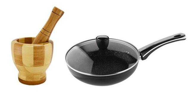 Кастрюли, Сковороды и прочее