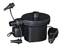 Насос электрический 12 V/220 V с аккумулятором
