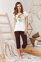 Комплект женский: джемпер и брюки Anabel Arto 6216-2G