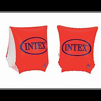 Нарукавники детские для плаванья Intex 3-6 лет
