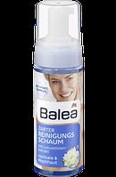 Пенка Очищение и Питание для нормальной кожи лица с экстрактом лотоса Balea Zarter Reinigungsschaum 150 мл