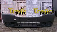 Бампер передний Renault Trafic 07->14 б\у Оригинал