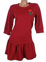 Свободное женское платье весна-лето (в расцветках)