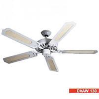 Потолочный вентилятор Helios DVAW 130 (белый)