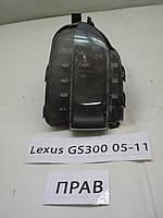 Б.У. Фара противотуманная правая Lexus GS300 2005-2012 Б/У