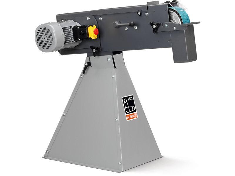 Станок ленточный шлифовальный GRIT GX 75 (базовый блок)