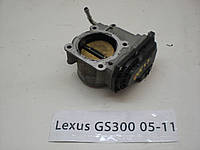 Б.У. Дроссельная заслонка Lexus GS300 2005-2012 Б/У