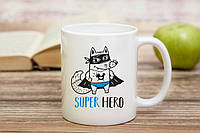 Кружка Super Hero
