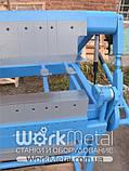 Листогибочный станок для листового металла сегментный Mazanek, фото 3