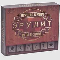 """Игра настольная """"Эрудит-элит"""" Arial"""