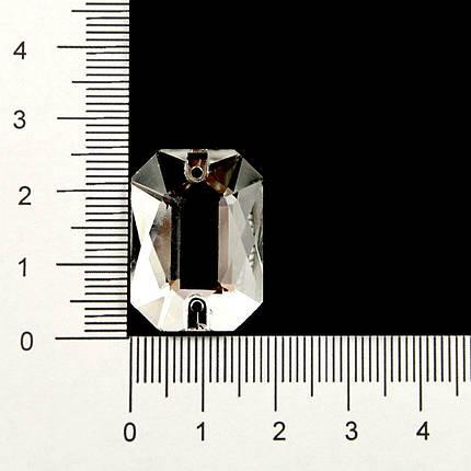 Камни-стразы пришивные арт. 3178 18,5х27 мм, фото 2