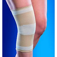 Эластичный бандаж на колено