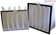 Фильтры воздушные карманные