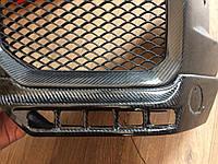 Накладки на передний бампер Mercedes W463, фото 1