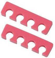 Розпірки для пальців (1 пара) червоні
