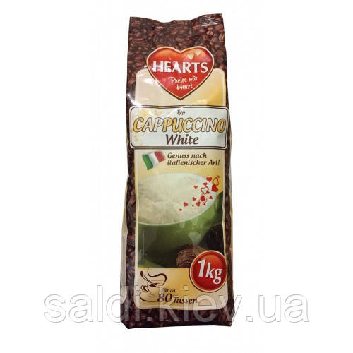 Капучино Hearts Cappuccino White 1 кг