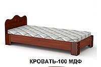 Кровать - 100 МДФ