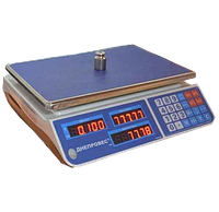 Весы торговые ВТДЛ на 6,15,30 кг, фото 1