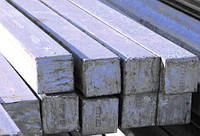 Квадрат нержавеющий 58х58 мм сталь 12Х18Н10Т