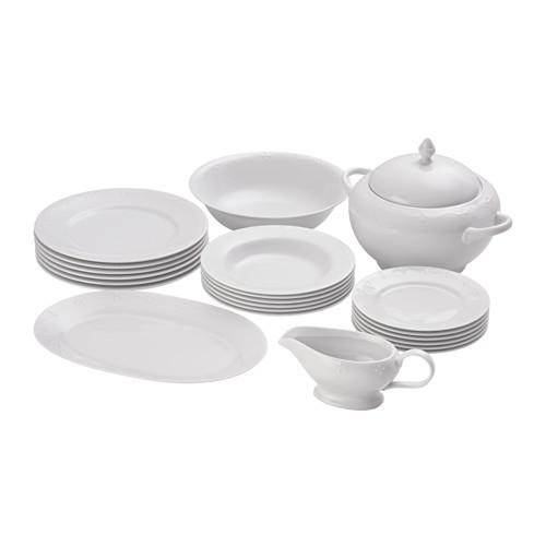 Наборы столовой посуды IKEA
